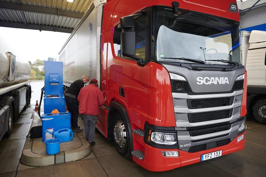 Nákladní automobil Scania