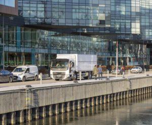 Modernizace vozidel Volvo FE pro městský provoz