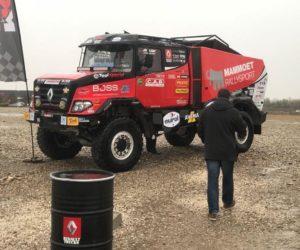 Tým MKR Technology vyráží na rally Maroko Desert Challenge
