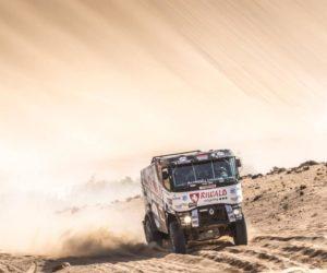 Rallye Maroko: Druhá etapa a druhé vítězství pro MKR