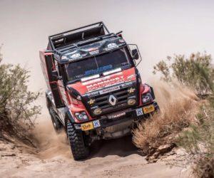 Rallye Maroko: Poslední etapa a také poslední vítězství pro MKR