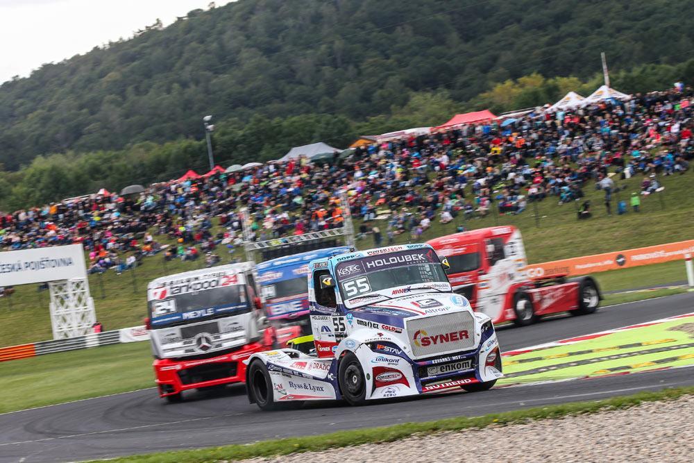 Truck Racing Magazine favorizuje Adama Lacka