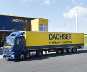 Dachser poprvé dosáhl obratu přes 6 miliard eur