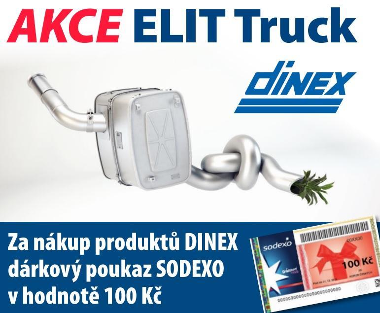 Akce Elit Truck Dinex