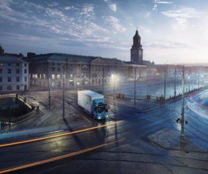 První elektrické nákladní vozidlo společnosti Volvo je v provozu