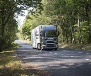 Scania opět držitelem ocenění Green Truck