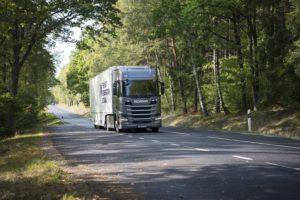 Scania opět získala ocenění Green Truck