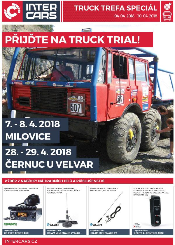 IC: Truck Trefa Speciál + pozvánka na Truck Trial