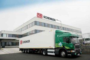 DB Schenker meziročně zvýšil obrat o miliardu korun
