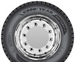 Goodyear uvádí na trh nové pneumatiky pro lehká nákladní vozidla