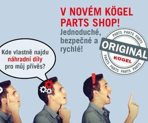 Nový Kögel  Parts Shop je online