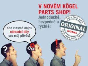 Nový Kögel Parts Shop je online