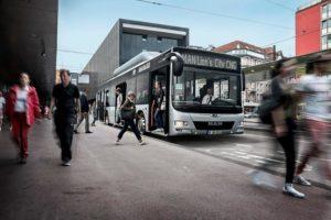 Dopravní podnik města Děčína obnovuje flotilu městských autobusů