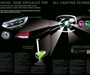 Valeo vydalo nový katalog osvětlení