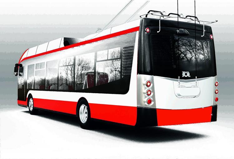 SOR připravuje nový typ trolejbusu