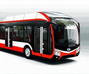 SOR uvede nový trolejbus