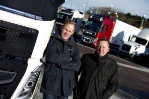 Generální ředitel společnosti Arrow Andreas Gustafsson a ředitel nákupu a prodeje Mikko Nevala