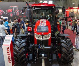 Zetor FORTERRA na druhém místě v anketě Traktor roku