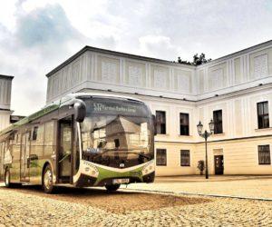 Skupina 3ČSAD pořizuje do měst elektrobusy