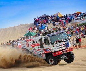 Rally Dakar v novém kabátě?