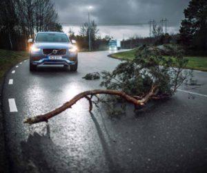 Nákladní a osobní vozidla se vzájemně upozorňují na nebezpečí na cestách