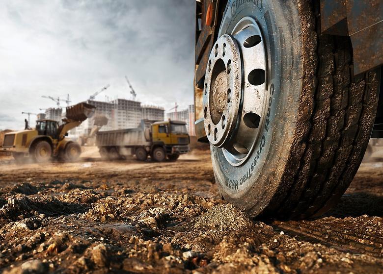 Pláště Conti CrossTrac pro nákladní automobily