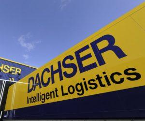 DACHSER testuje elektrický nákladní vůz eActros