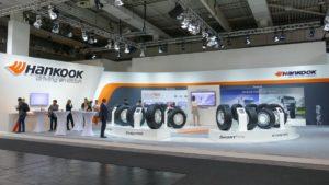 Hankook je významným dodavatelem pneumatik do výroby autobusů, a představí další přírůstky v produktovém portfoliu pro autobusy se zaměřením na budoucí trendy