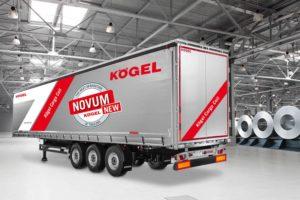 Návěsy Kögel Cargo Coil a Cargo Coil Rail nové generace