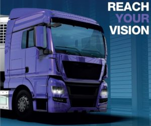 Systém TURBO VISION® - inovativní lakování užitkových vozidel od Nexa Autocolor