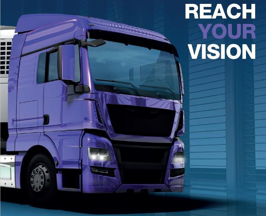 Systém TURBO VISION® - lakování užitkových vozidel od Nexa Autocolor