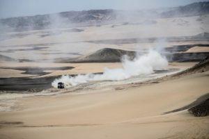 Rally Dakar 2019 bude jen a pouze o Peru