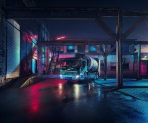 Volvo Trucks představuje další model elektrického nákladního vozidla