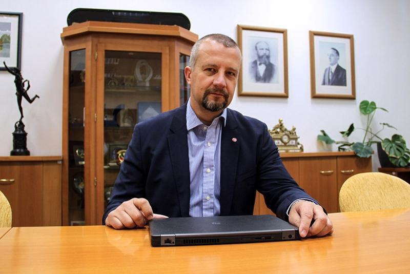 Petr Hendrych, nový obchodní ředitel TATRA TRUCKS
