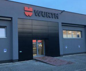 WÜRTH otevřel novou pobočku ve Zlíně