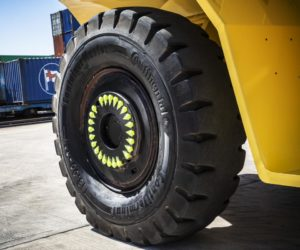 Nová běhounová směs od Continentalu prodlužuje životnost pneumatik i v těch nejnáročnějších podmínkách