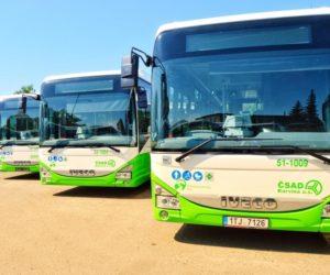 ČSAD Karviná významně obměňuje a modernizuje svůj vozový park