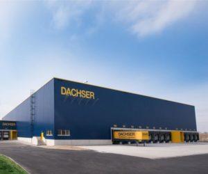 Dachser investoval 5 milionů eur do nového skladu na Slovensku