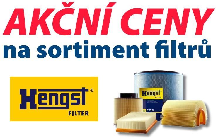 Akční ceny na sortiment filtrů Hengst od ELITu