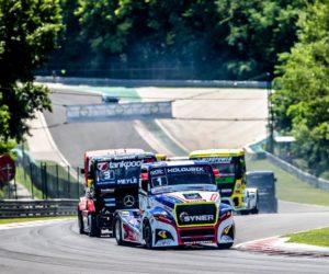 Účastníky ME tahačů čeká o víkendu závod na Nürburgringu