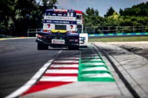 Okruh Hungaroring - druhý podnik ME tahačů 2018