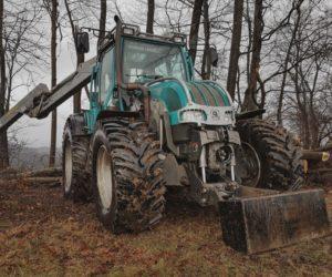Nová traktorová pneumatika Nokian Tractor King