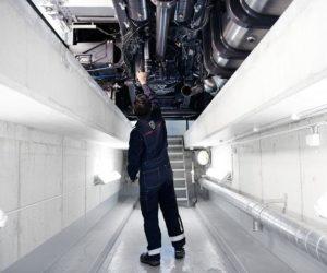 Scania si vychovává mladé mechaniky