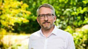 Lars Mårtensson, ředitel oddělení pro životní prostředí a inovace společnosti Volvo Trucks