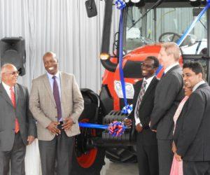 Traktory ZETOR míří do Keni