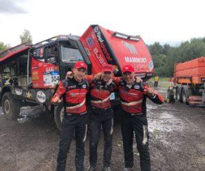 Van den Brink vyhrál poslední etapu Silk Way Rally
