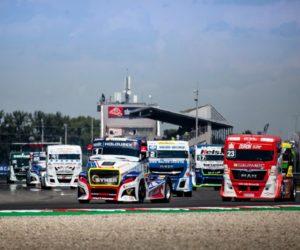Mistrovství Evropy tahačů absolvovalo Slovakiaring