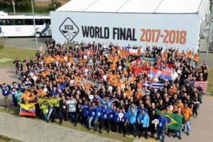 Finále v Curitibě se zúčastnilo 40 týmů