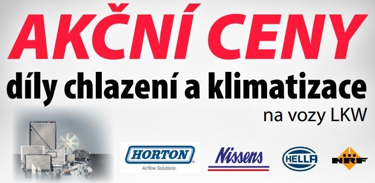 Díly chlazení a klimatizace za akční ceny u ELITu