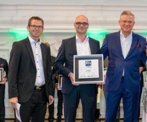 EUROPART opět zvolen nejlepším prodejcem dílů pro nákladní vozidla a autobusy v Německu